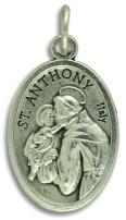 anthony medal kiss